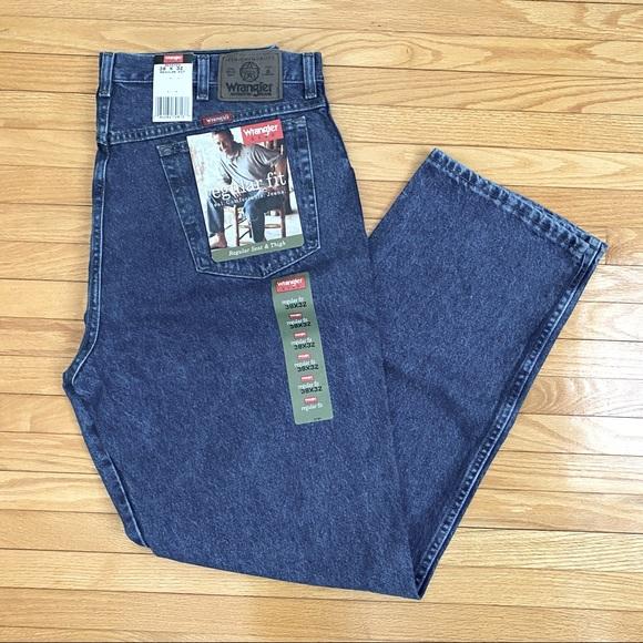 NWT Men's Wrangler Jeans